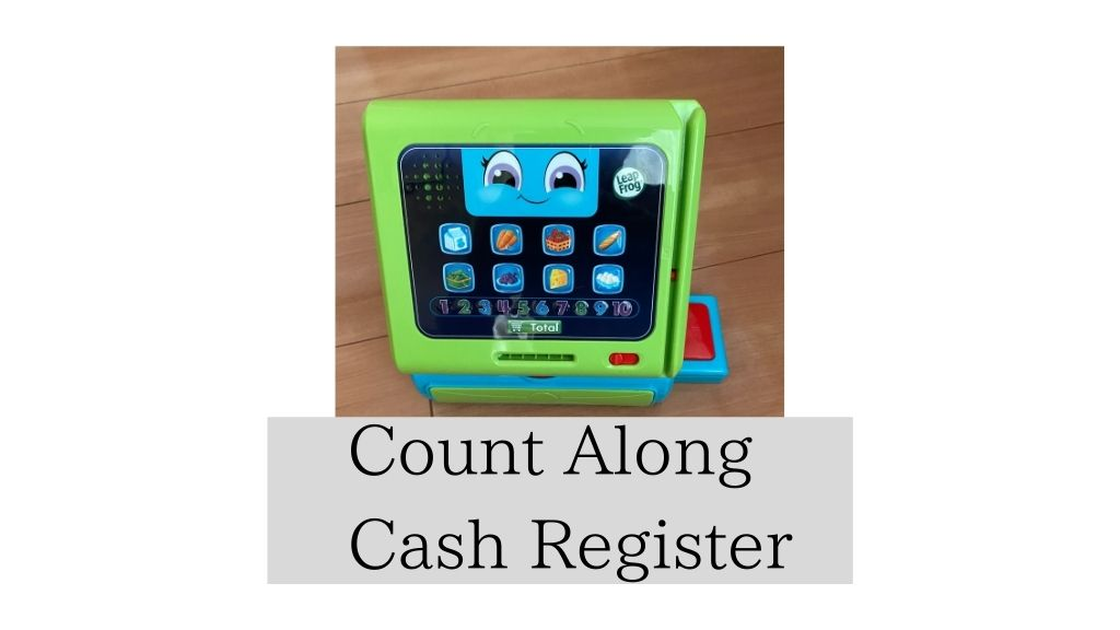 count along cash register