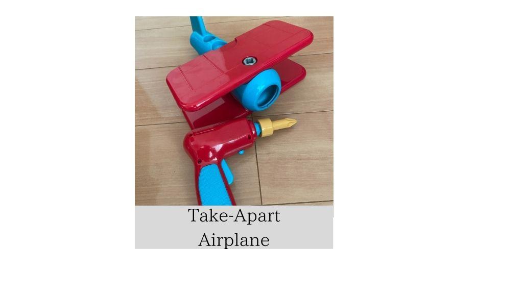 take-apartairplane