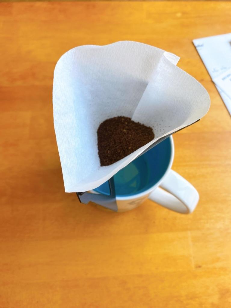 コーヒー粉