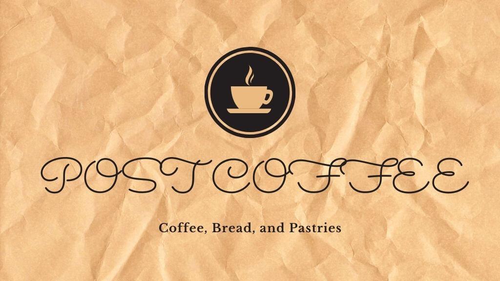 ポストコーヒーイメージ
